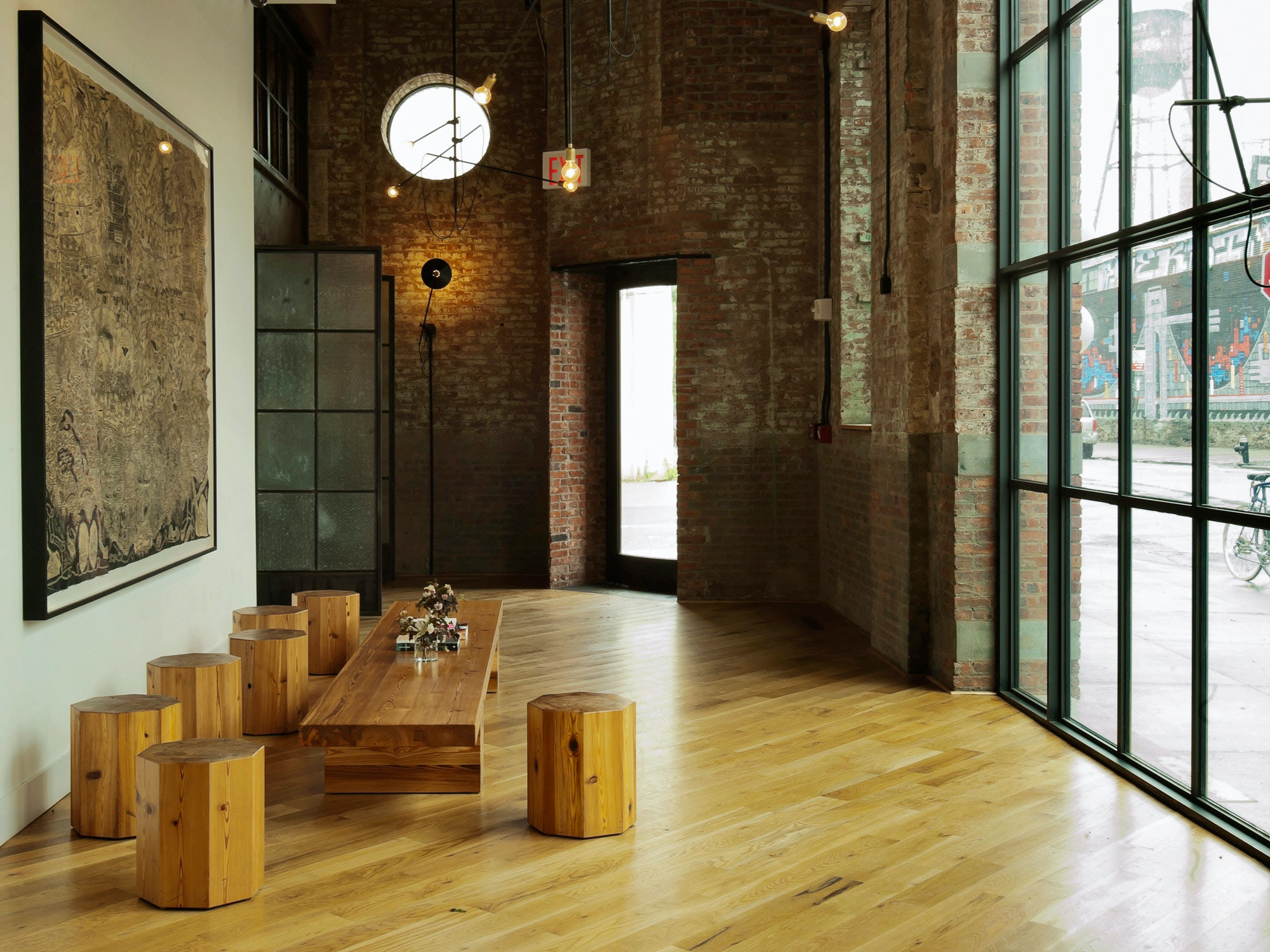 gallery image for The Wythe Hotel Lobby