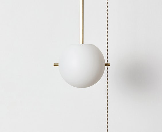 The Signal Pendant designed by Workstead