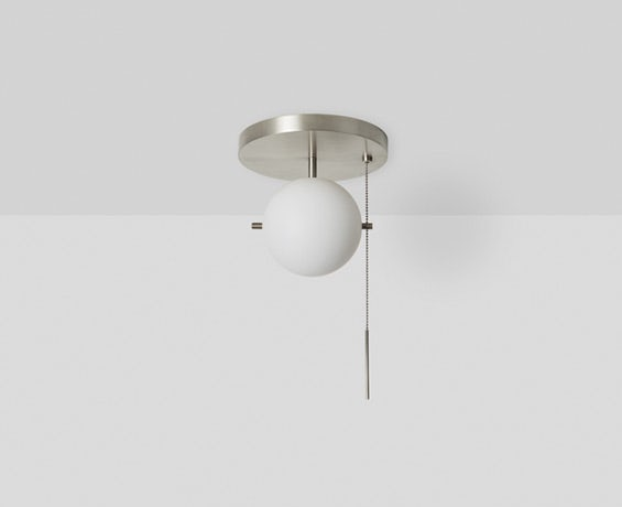 The Signal Flush Mount designed by Workstead