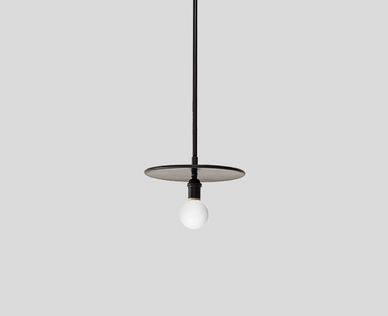 The Industrial Pendant designed by Workstead