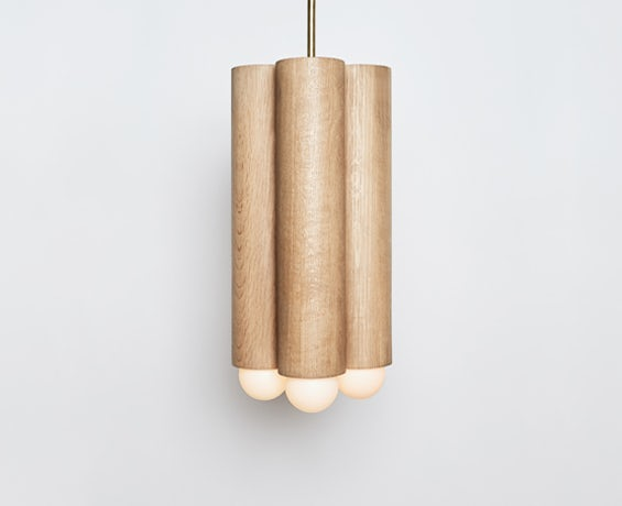 The Tower Pendant IV designed by Workstead
