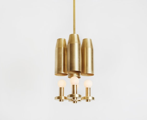 The Chamber Pendant IV designed by Workstead