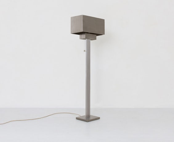 The Block Floor Lamp designed by Workstead