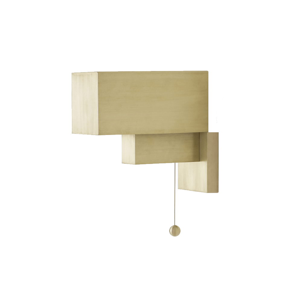 featured image for Block Sconce