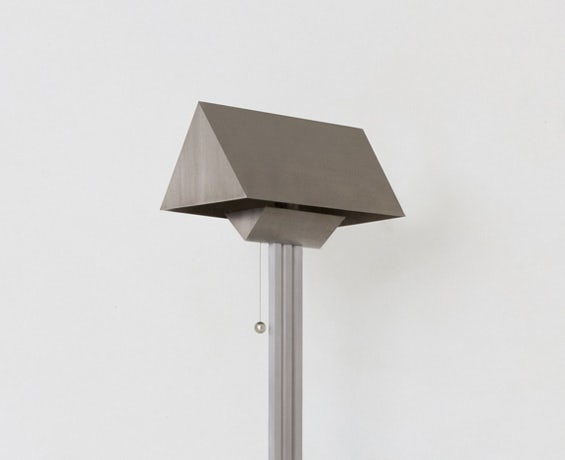 An alternative image of Gable Floor Lamp in use