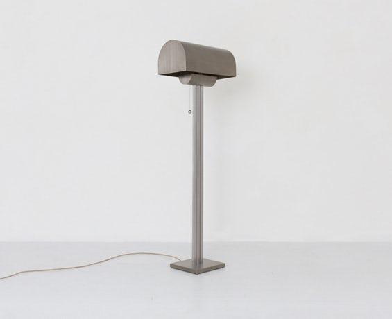 The Vault Floor Lamp designed by Workstead