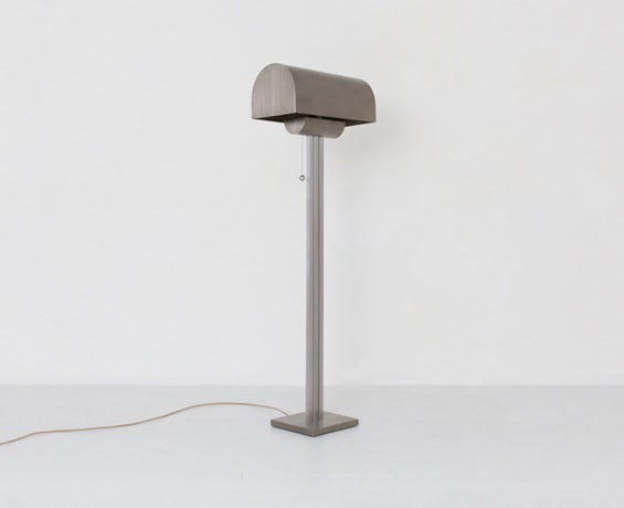The Vault Floor Lamp designed by Workstead