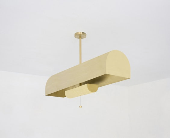 The Vault Pendant designed by Workstead