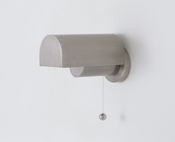 The Vault Sconce designed by Workstead