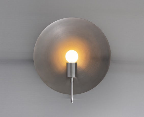 An alternative image of Helios ADA Sconce in use