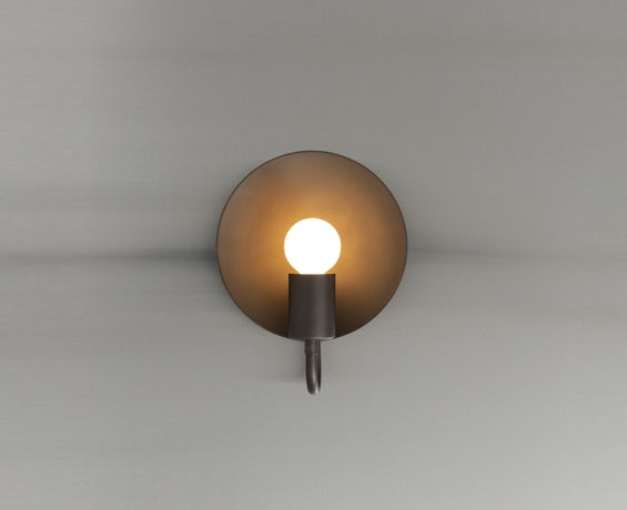 An alternative image of Orbit ADA Sconce in use