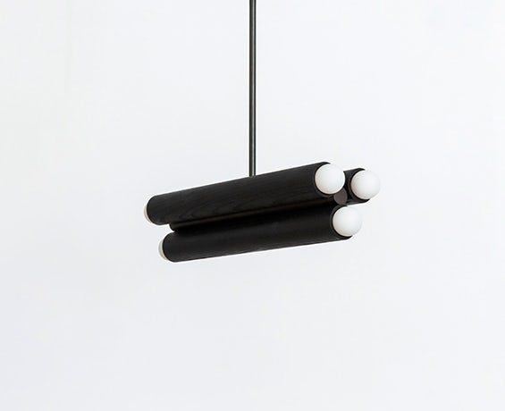The Beam Pendant Large designed by Workstead