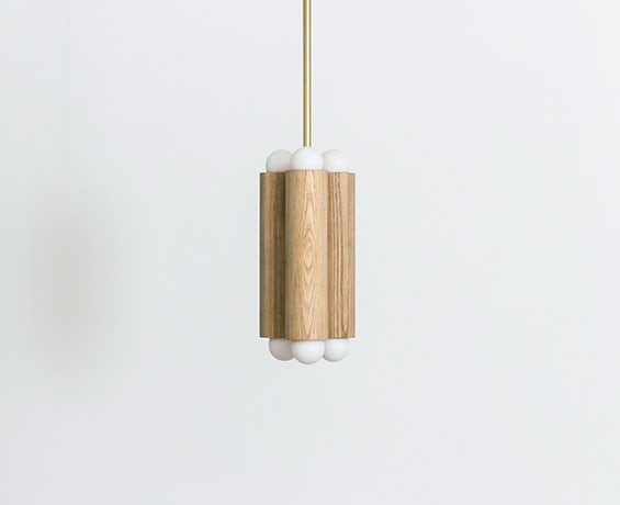 The Column Pendant Small designed by Workstead