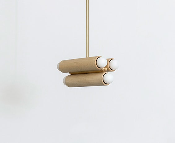 The Beam Pendant Small designed by Workstead