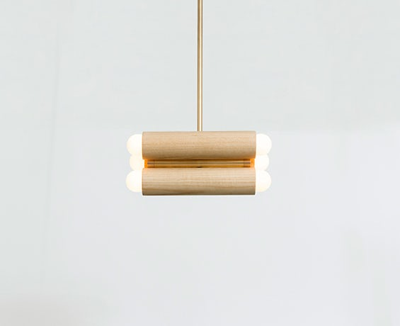 An alternative image of Beam Pendant Small in use