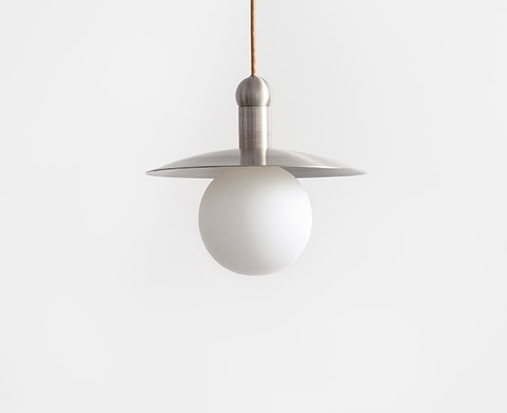 The Helios Cord Pendant designed by Workstead