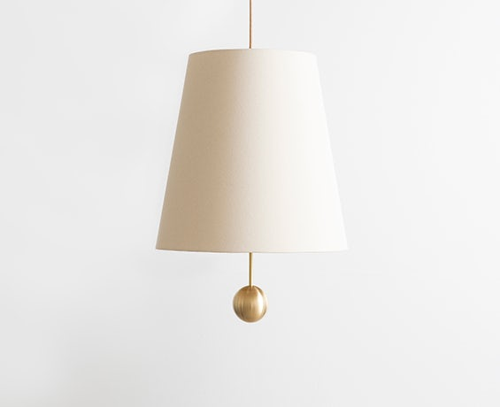 The House Cord Pendant Large designed by Workstead