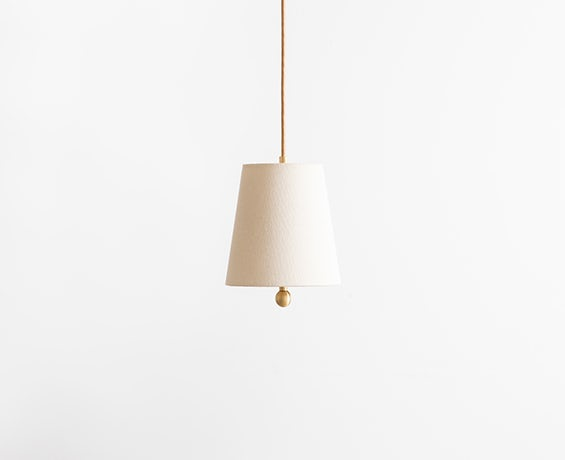 The House Cord Pendant Small designed by Workstead