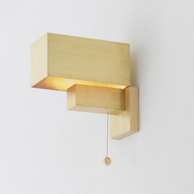 gallery image for Block Sconce