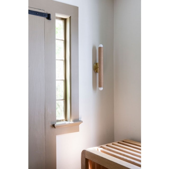 gallery image for Lodge Linear Sconce