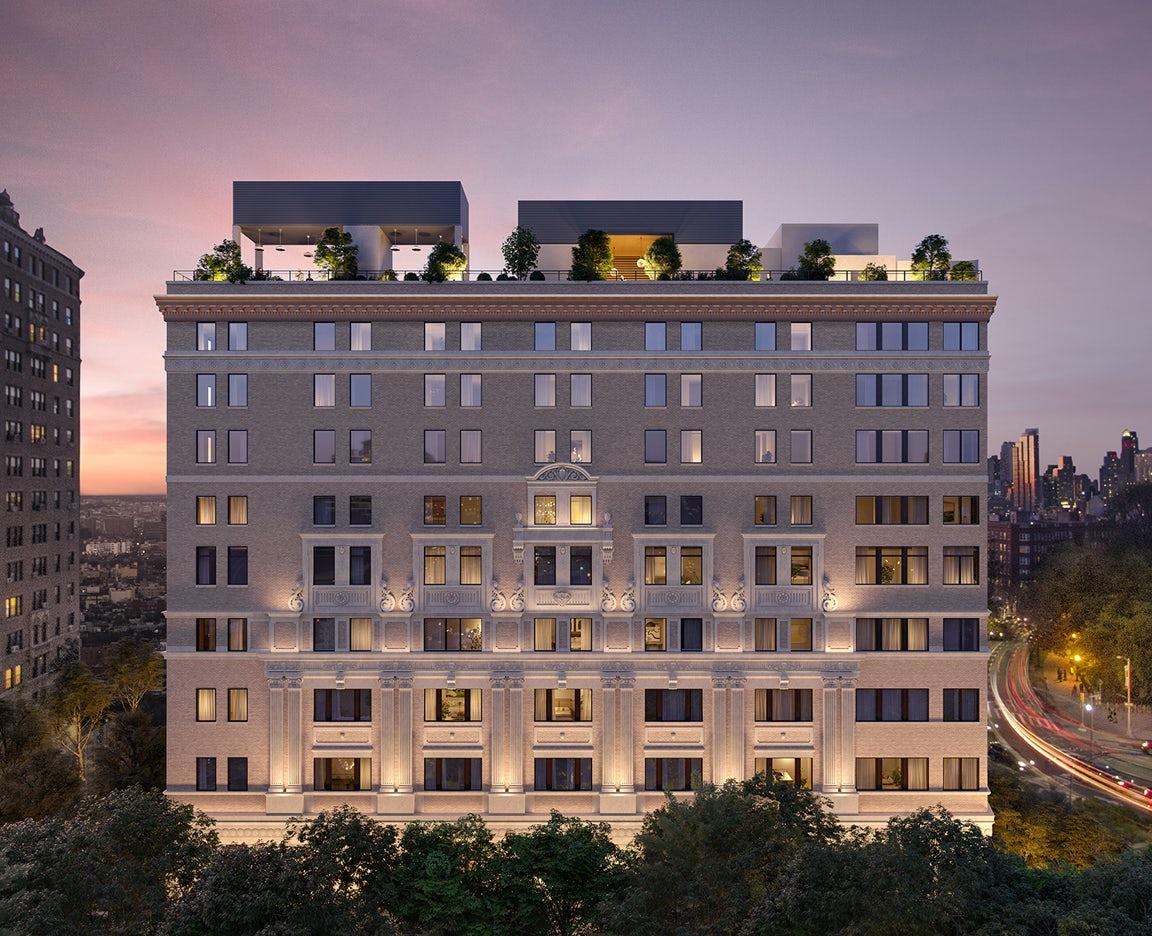 One Prospect Park West Model Residence