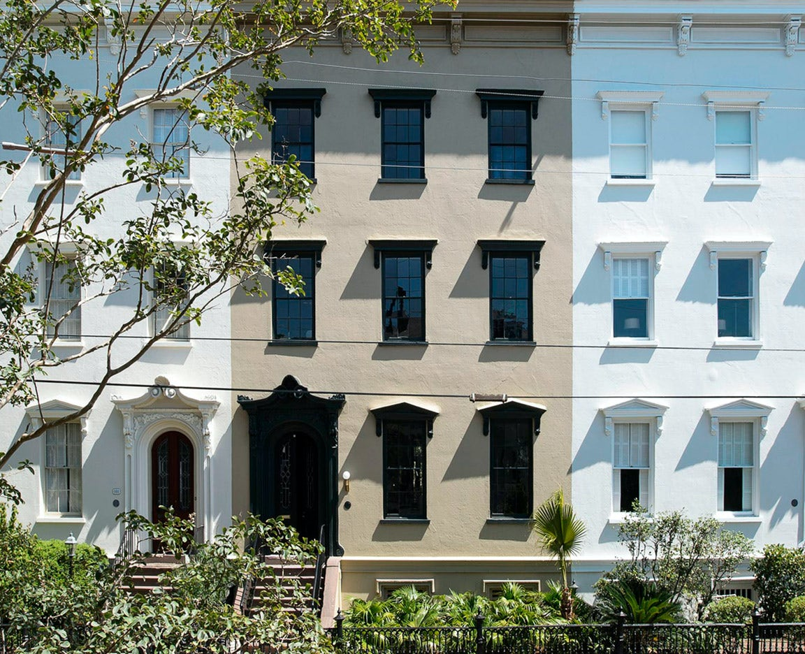 Charleston Townhouse